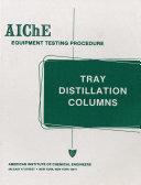 download ebook aiche equipment testing procedure - tray distillation columns pdf epub