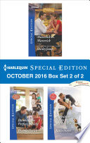 Harlequin Special Edition October 2016 Box Set 2 of 2