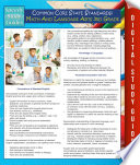 Common Core State Standards  Math And Language Arts 3rd Grade