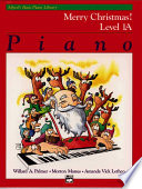 Alfred s Basic Piano Course Merry Christmas   Bk 1a