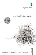 English for Journalists