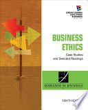 Business Ethics  Case Studies and Selected Readings