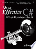 More Effective C