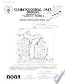 Climatological Data  Annual Summary