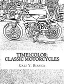 Time2color Classic Motorcycles