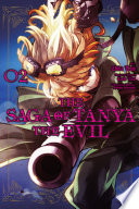 The Saga of Tanya the Evil  Vol  2  manga