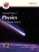 New A Level Physics for OCR A  Year 2 Student Book with Online Edition