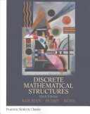 Discrete Mathematical Structures  Classic Version
