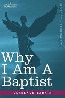 download ebook why i am a baptist pdf epub
