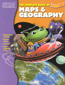 The Complete Book of Maps   Geography