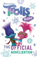 Book DreamWorks TROLLS: Trolls Holiday