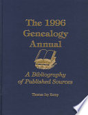 The 1996 Genealogy Annual