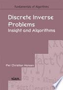 Discrete Inverse Problems book