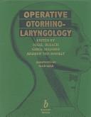 Operative Otorhinolaryngology