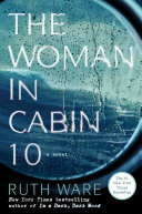 The Woman in Cabin 10-book cover