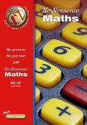 No Nonsense Maths 9-10 Years
