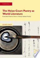 The Heian Court Poetry as World Literature