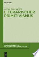 Literarischer Primitivismus