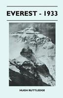 Everest - 1933