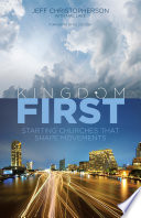 Kingdom First Imagine A Movement That Vividly Remembers The
