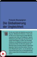 Die Globalisierung der Ungleichheit