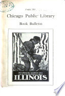 Book Bulletin of the Chicago Public Library