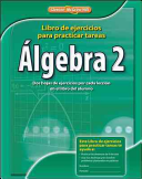 Algebra 2  Spanish Homework Practice Workbook
