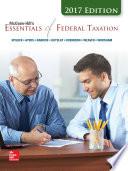 McGraw Hill s Essentials of Federal Taxation 2017 Edition  8e