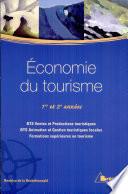 L'économie du tourisme