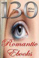 130 Romantic Ebooks