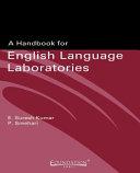 A Handbook for English Language Laboratories