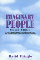 Imaginary People book
