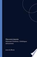 Discern(e)ments