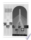 The Manual For Bridge Evaluation