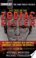 The Case Of The Zodiac Killer
