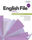 English File 4e Beginner Student Book