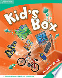 Kid s Box 3 Activity Book