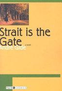 download ebook strait is the gate pdf epub