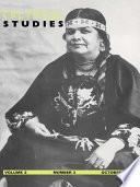 Cultural Studies  Volume 2 Issue 3