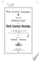 North American Lepidoptera