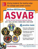 McGraw Hill Education ASVAB  Fourth Edition