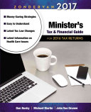 Zondervan 2017 Minister s Tax and Financial Guide