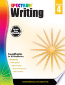 Spectrum Writing  Grade 4