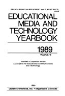 Educational Media and Technology Yearbook  1989