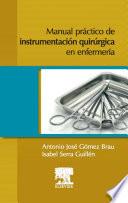 Manual Pr Ctico De Instrumentaci N Quir Rgica En Enfermer A