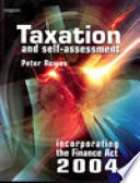 Taxation and Self assessment