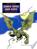How to Draw Comic Book Bad Guys