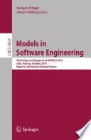 Ebook Models in Software Engineering Epub Juergen Dingel,Arnor Solberg Apps Read Mobile
