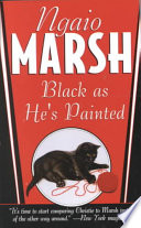 Black As He s Painted