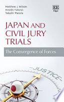 Japan and Civil Jury Trials